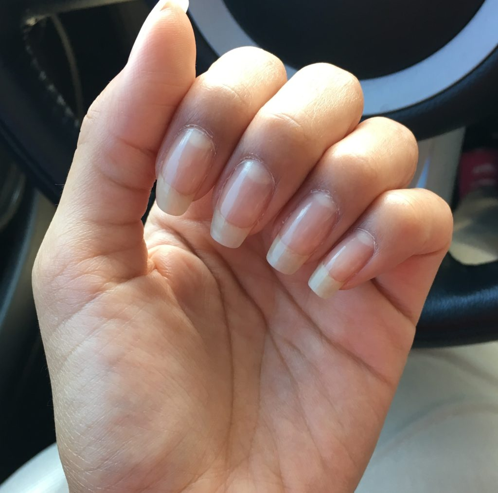 Healthy Strong Nails