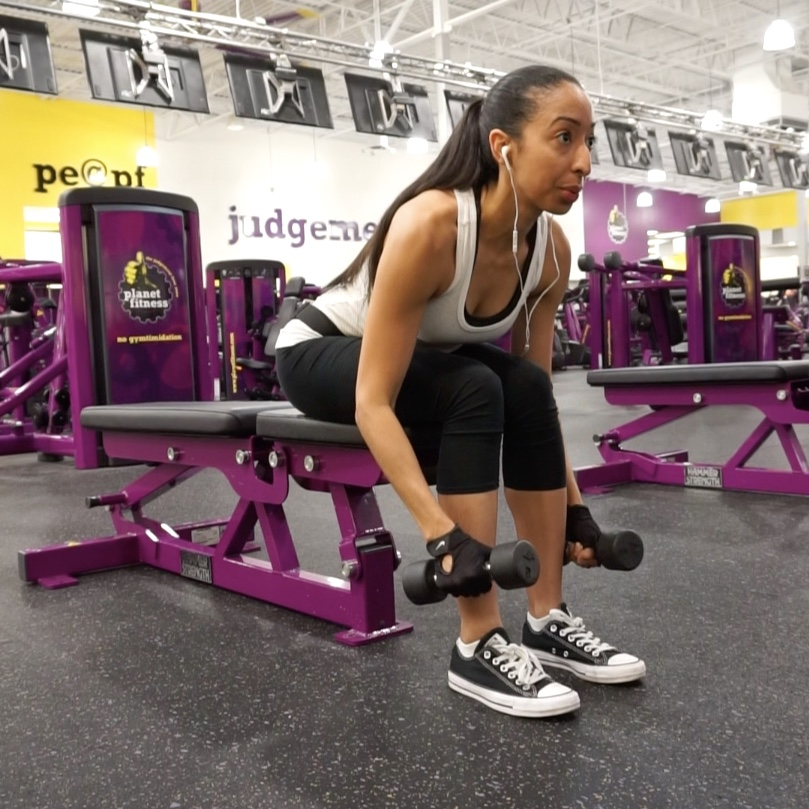 Back & Rear Delt Workout