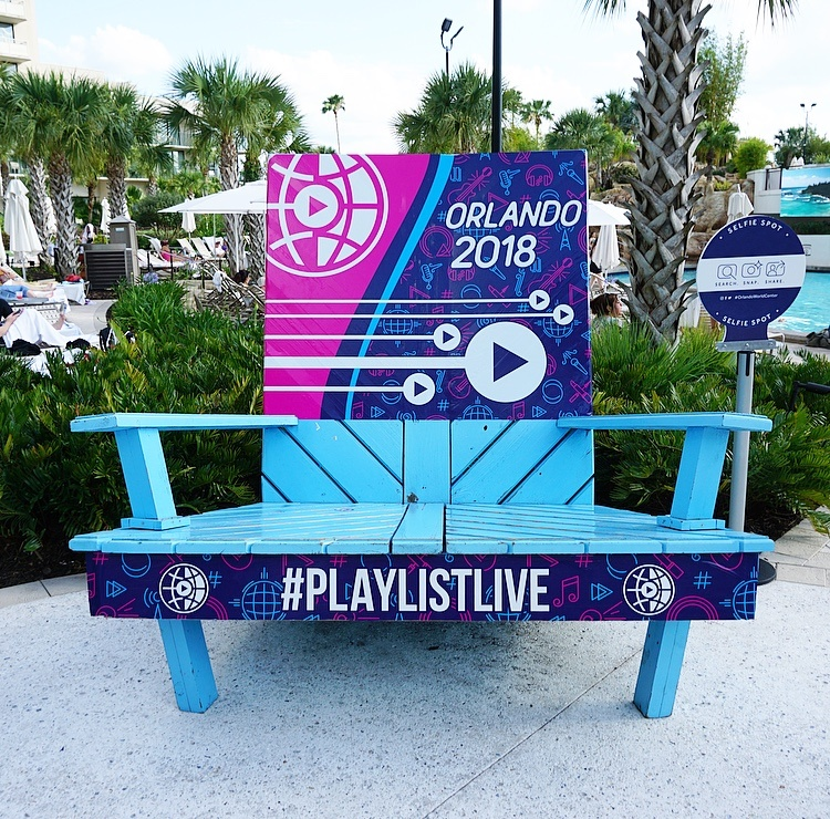 Playlist Live Pool Party