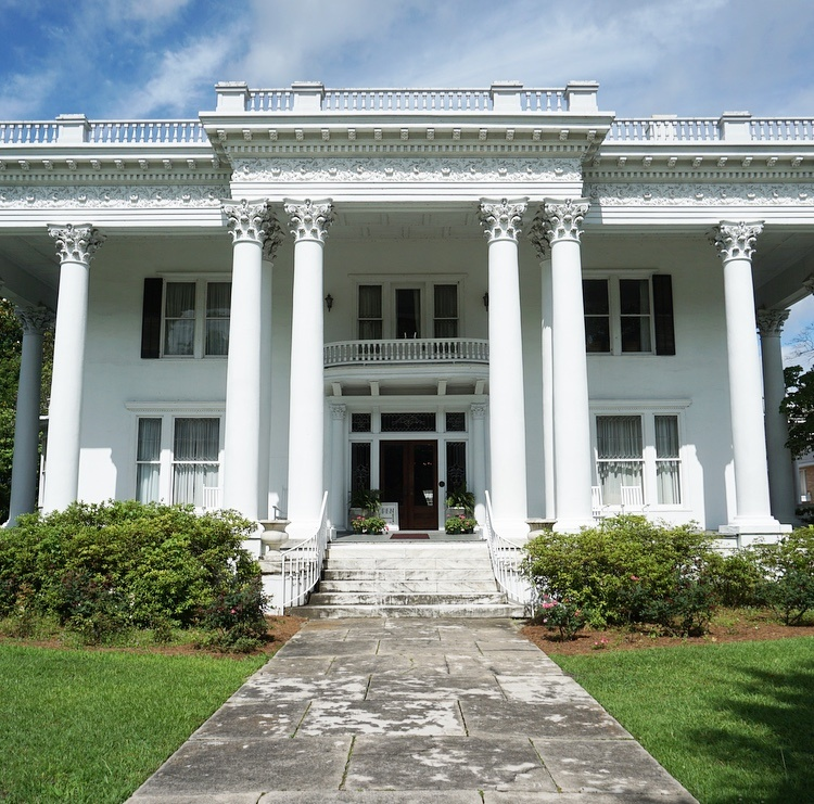 Short Mansion in Alabama