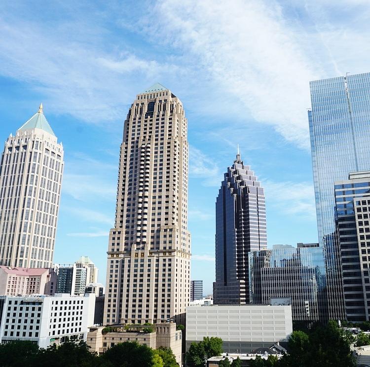 4 days in Atlanta