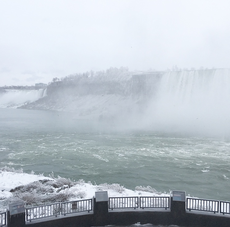 Journey To The Falls